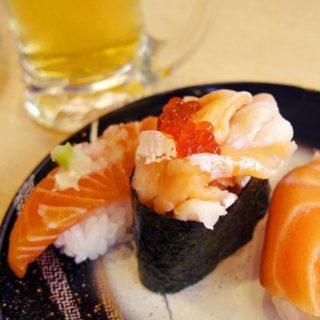 寄り道お寿司